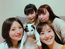 【エンタがビタミン♪】佐々木希、夏菜ら『デイジー・ラック』女子会 中川翔子が手料理でおもてなし