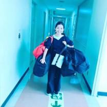 【エンタがビタミン♪】元チェキッ娘・大瀧彩乃 野呂佳代が投稿したスタイリストぶりに「かっこいい!!」