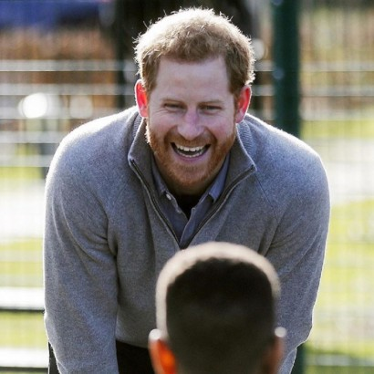 【イタすぎるセレブ達】英ヘンリー王子の将来は? 手相の専門家「生命線はシッカリしているけど…」