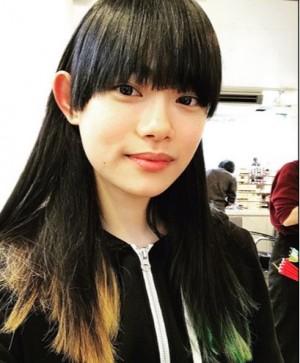 【エンタがビタミン♪】杉咲花、様々なヘアスタイルに挑戦 前髪ありロングが菅田将暉に似てる?
