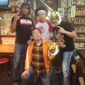 【エンタがビタミン♪】棚橋弘至『99.9』出演で「広まれプロレス!」 馬場園梓には永田裕志からコメントも