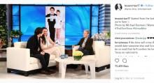 【イタすぎるセレブ達】アイスダンス金メダリスト バーチュー&モイヤーに人気司会者「2人は恋人同士なの?」<動画あり>