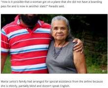 【海外発!Breaking News】ユナイテッド航空、視覚障がいの80歳女性を違う便に乗せる(米)