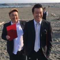 【エンタがビタミン♪】『めちゃイケ』最後のロケ 加藤&山本の2ショットに「やっぱり極楽とんぼは、男臭くていい」