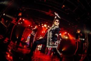 """4月5日東京・新宿BLAZEにて行われたRADIO FISH 2017‐2018TOUR""""Phalanx""""最終公演"""