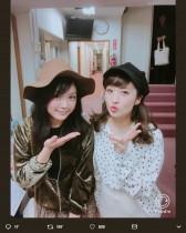 【エンタがビタミン♪】梅田彩佳、元AKB48増山加弥乃と再会「ステキな大人な女性になってました」