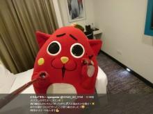 【エンタがビタミン♪】にゃんごすたー『JAPAN EXPO in Sri Lanka 2018』出演でスリランカ到着「めちゃ遠かった」