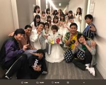 【エンタがビタミン♪】生駒里奈と『Mステ』で共演したフィッシャーズ「アレをもらって心から嬉しかったです」