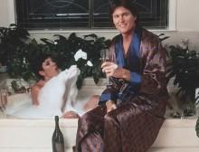 【イタすぎるセレブ達】キム・カーダシアン、女性になった元養父に嫌がらせ? 男性時代の写真を公開