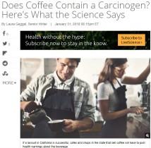 【海外発!Breaking News】「発がん性」指摘で揺れるコーヒー アクリルアミドは焙煎度を知るだけでも違う!