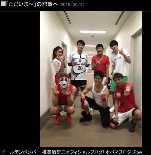 【エンタがビタミン♪】嵐・松本潤、金爆・樽美酒研二に禁断の質問「楽器は練習しないの?」