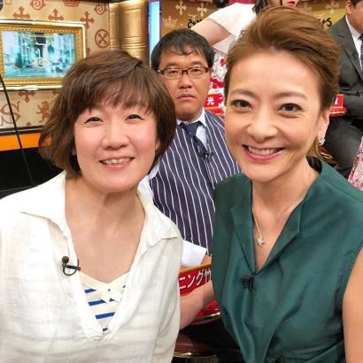 【エンタがビタミン♪】西川史子&谷亮子の2ショットに安堵の声「先生、元気そうでよかった!」