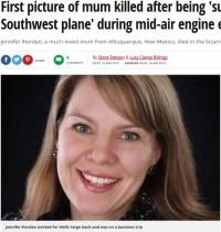【海外発!Breaking News】サウスウエスト航空、フライト中にエンジン爆発で女性客が死亡(米)