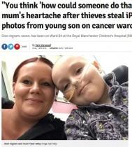 【海外発!Breaking News】闘病中の7歳児の病室からiPadが盗まれる 母親「中のデータだけでも返して」(英)