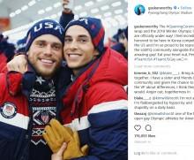【イタすぎるセレブ達】アダム・リッポン、ガス・ケンワージーら米代表五輪選手 ホワイトハウス訪問を拒否
