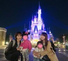【エンタがビタミン♪】井上和香、安めぐみも娘を連れてTDR35周年プレビューナイトへ「私の心はまだ夢の国」