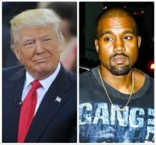 """【イタすぎるセレブ達】カニエ・ウェストは「I love Trump」 """"マヌケ""""と言われたオバマ元大統領は今も許せず?"""