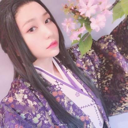"""【エンタがビタミン♪】河西智美""""北政所""""役で主演 艶やかな着物姿に「姫感すごい!」"""