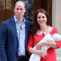 【イタすぎるセレブ達】ウィリアム王子夫妻の第3子誕生 チャールズ皇太子が喜びの声明を発表