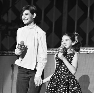 【イタすぎるセレブ達】トム・クルーズ&ケイティ・ホームズの愛娘スリちゃんが12歳に
