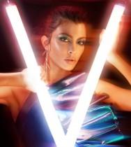 【イタすぎるセレブ達】キム・カーダシアンの姉コートニー、米ファッション誌で「まるで別人」の姿に