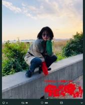 【エンタがビタミン♪】清野菜名がヤンキー座り 『今日から俺は!!』ヒロイン役に期待