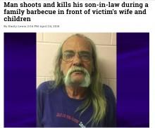 【海外発!Breaking News】楽しいファミリーBBQが一転、口論激化で舅が婿を射殺 世も末の銃社会アメリカ