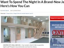 【海外発!Breaking News】「1泊40ドルで新・刑務所に体験入所」 驚きの企画に応募者殺到(米)