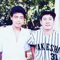 【エンタがビタミン♪】玉袋筋太郎、高校時代に撮ったビートたけしとの2ショット公開 殿への思いは今も変わらず