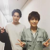【エンタがビタミン♪】岩田剛典のスタジオを覗いた鈴木伸之 LDHの笑顔に「このコンビやば」