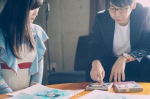 山本彩と小山宙哉さん(画像は『山本彩 2018年4月24日付Instagram「大好きな「#宇宙兄弟」の作者である#小山宙哉 先生のファンクラブ会報誌で何と対談をさせて頂きました」』のスクリーンショット)