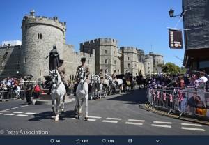 【イタすぎるセレブ達】英王室挙式、スケジュールをおさらい 父親不在でメーガンさんをエスコートするのは誰?