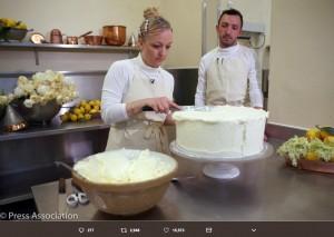 【イタすぎるセレブ達】祝メーガンさん&ヘンリー王子<ロンドン現地取材・その5>ウェディングケーキやフラワーを担当するのは?
