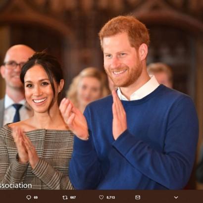 【イタすぎるセレブ達・番外編】メーガンさんとヘンリー王子、挙式リハーサルで号泣
