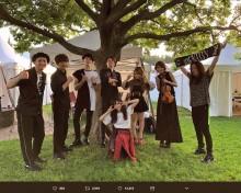 【エンタがビタミン♪】山本彩にファン「めっちゃ飛んでる」 『メトロック東京』で見事なアイドルジャンプ
