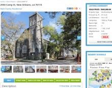 【イタすぎるセレブ達】「ビヨンセ教会」が米ニューオーリンズに誕生? 築100年優美な教会を9,400万円で購入