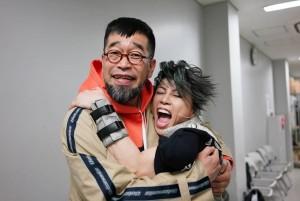 【エンタがビタミン♪】槇原敬之、西川貴教と再会を喜ぶ姿にファン「私もマッキーにハグされたい!」