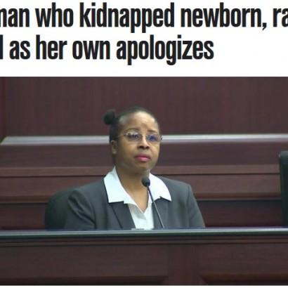 【海外発!Breaking News】20年前に病院で娘を誘拐された母、法廷で悲痛な叫び「私が母親なのよ!」(米)
