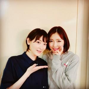 【エンタがビタミン♪】生駒里奈 『アメリ』演じる渡辺麻友と2ショット「天使のような可愛さで癒されました」