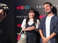 【エンタがビタミン♪】入山杏奈、メキシコ留学をチャンスに「人間として大きくなりたい!」