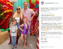 【イタすぎるセレブ達】ジェシカ・シンプソン、6歳愛娘のために豪華な誕生日パーティを開催