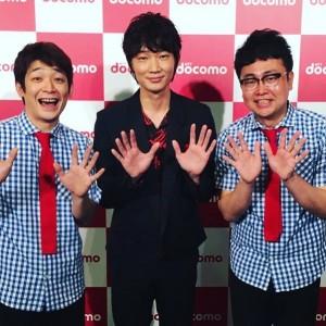 【エンタがビタミン♪】銀シャリ&綾野剛、3ショットに驚きの声「鰻さん、本人と並んでも似てる」
