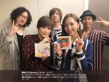 """【エンタがビタミン♪】HKT48森保まどか、憧れのyuiと会えて""""うーわん""""ならぬピースサイン"""