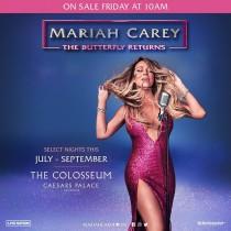【イタすぎるセレブ達】マライア・キャリー、再びラスベガスのステージへ 定期公演を発表