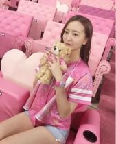 """【エンタがビタミン♪】HKT48森保まどか""""タカガール""""姿に「彼女とヤフオクドームなう」の声"""