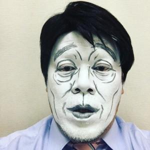 """【エンタがビタミン♪】野性爆弾くっきーの""""坂上忍""""顔マネが激似 「くーちゃん天才!」"""