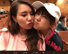 【エンタがビタミン♪】宮澤佐江、SNH48で共に頑張った鈴木まりやと久々に再会「ある意味私のHOME」