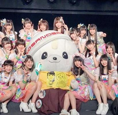 """【エンタがビタミン♪】SKE48福士奈央""""生誕祭"""" さのまるも駆けつけ「どんちゃん おめでと~」"""