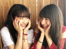 【エンタがビタミン♪】平祐奈&LINA(吉村リナ)がまるで姉妹のよう 「親戚にも似てるって言われた」