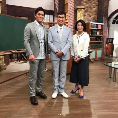 【エンタがビタミン♪】高嶋ちさ子、長嶋一茂&石原良純との共演で「パワー吸い取られた気がする」